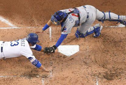 Umpires falaram para Adrian Gonzalez que ele estava salvo durante revisão polêmica - The Playoffs
