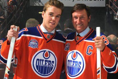 Wayne Gretzky é só elogios para Connor McDavid - The Playoffs