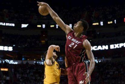 Blazers recebem Hassan Whiteside em troca com o Heat - The Playoffs