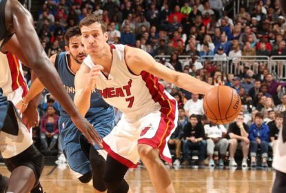 Goran Dragic renova com o Miami Heat - The Playoffs