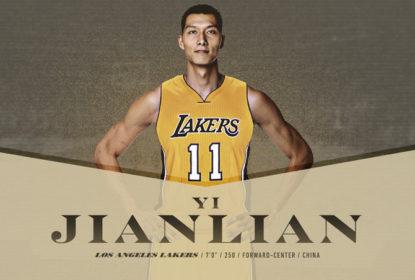 Sem espaço, Jianlian pede para ser liberado dos Lakers - The Playoffs