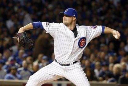Após vencer a World Series, Jon Lester é eleito o MVP da pós temporada - The Playoffs