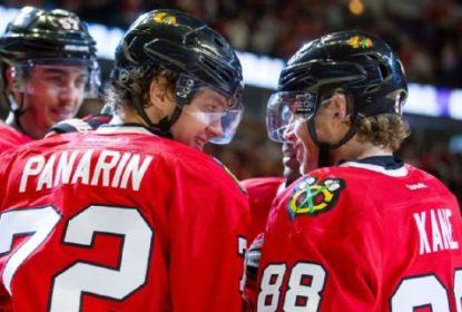 Panarin considera voltar para os Blackhawks durante free agency - The Playoffs