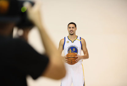 Preparo de Klay Thompson impressiona Steve Kerr na pré-temporada da NBA - The Playoffs