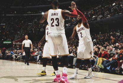 Cleveland Cavaliers preservará LeBron James até o último jogo da pré-temporada da NBA - The Playoffs