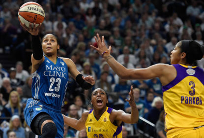 Minnesota Lynx domina Los Angeles Sparks e empata série das Finais da WNBA - The Playoffs