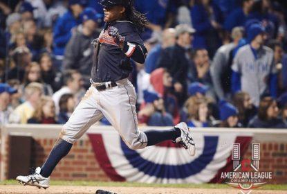 Cleveland Indians domina ataque do Chicago Cubs e volta a liderar a World Series - The Playoffs