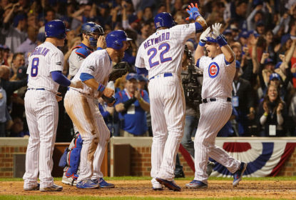 Com grand slam na 8ª entrada, Cubs vencem Dodgers e abrem 1-0 na NLCS - The Playoffs