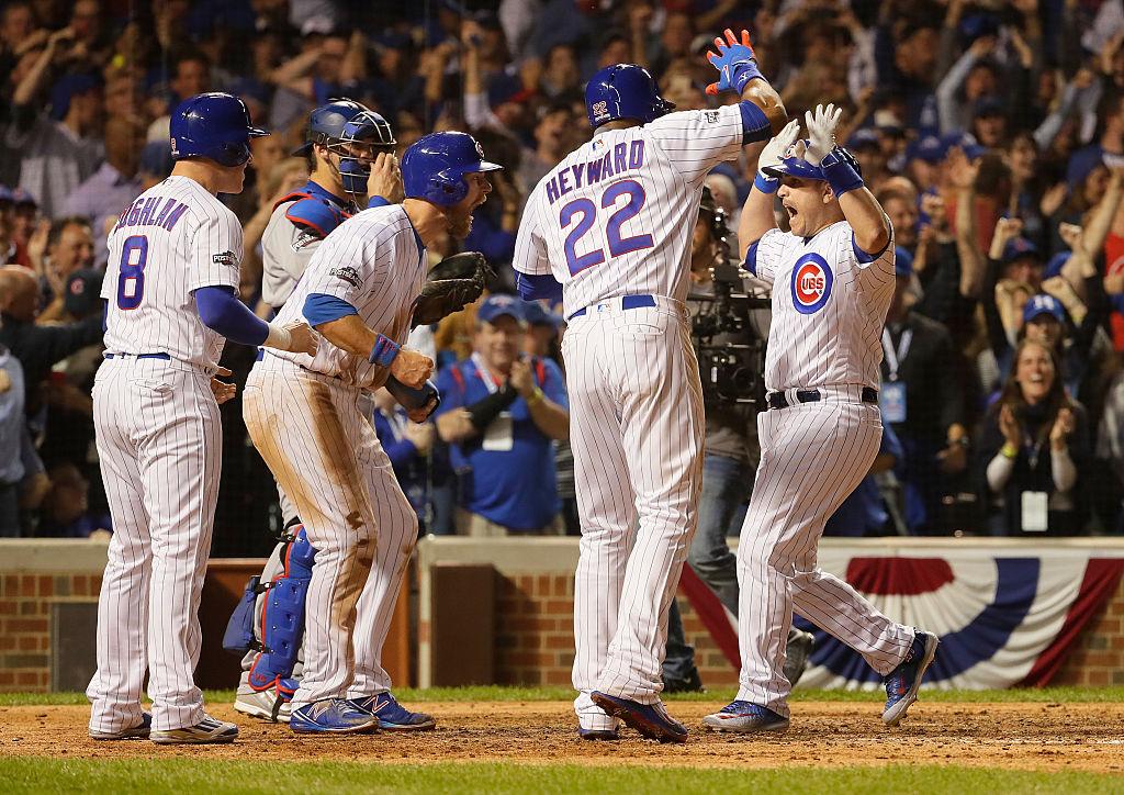 Miguel Montero faz grand slam em vitória dos Cubs sobre Dodgers