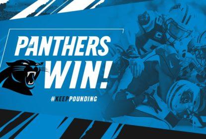 Panthers voltam da folga e vencem os Cardinals em casa - The Playoffs