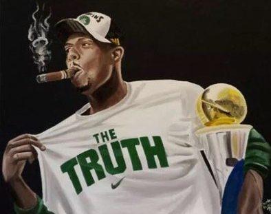 paul pierce quer se aposentar pelo Boston Celtics