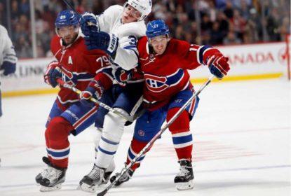 Com goleada sobre os Maple Leafs, Canadiens fecham sua pré-temporada - The Playoffs