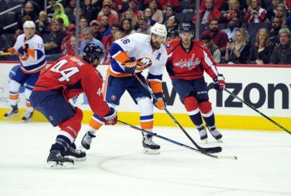 Washington Capitals goleia New York Islanders por 4 a 0 - The Playoffs