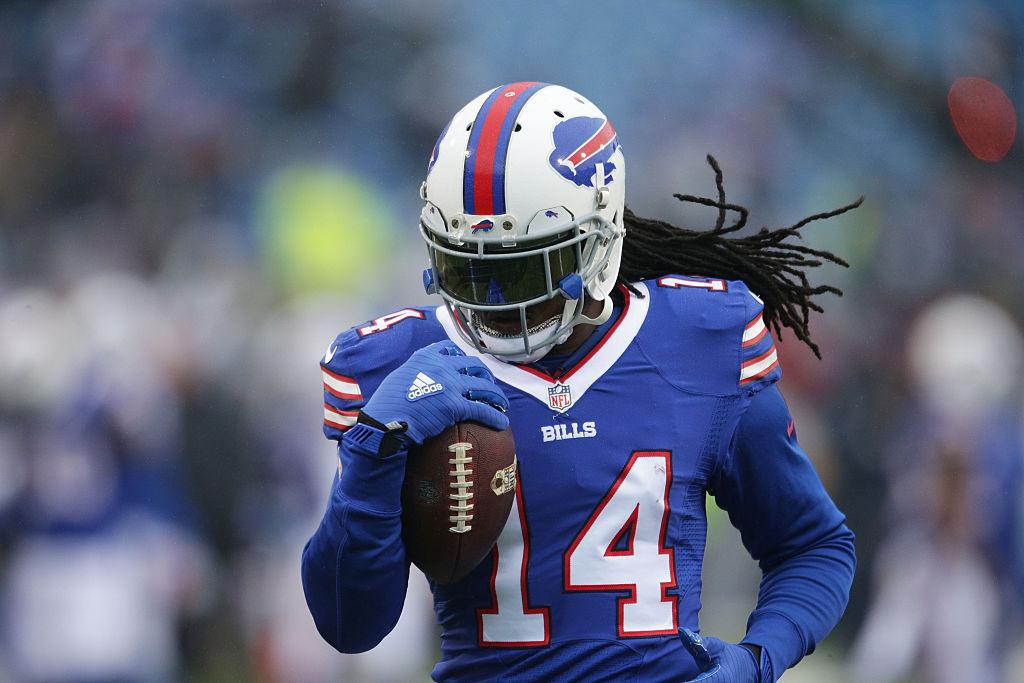 Sammy Watkins vai para lista de lesionados dos Bills