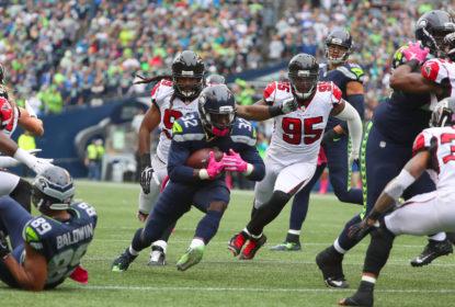 Seattle Seahawks vence Atlanta Falcons com field goal faltando dois minutos - The Playoffs