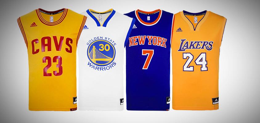 28f193035 Camisas da NBA no Brasil  Confira onde encontrar os melhores modelos
