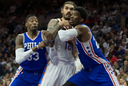 NBA revela time defensivo da temporada 2017-2018 - The Playoffs