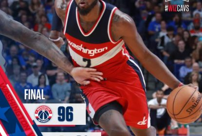 Wizards vencem Cavs na reta final da pré-temporada - The Playoffs