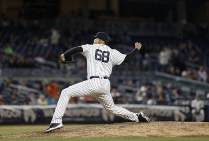 Dellin Betances fecha contrato de uma temporada com o New York Mets - The Playoffs
