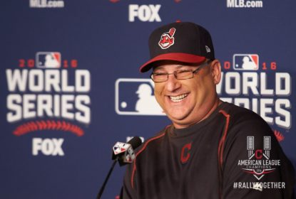 Terry Francona e Dave Roberts são eleitos Managers do Ano na MLB - The Playoffs