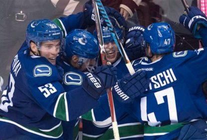 No tempo extra, Vancouver Canucks vence Dallas Stars - The Playoffs