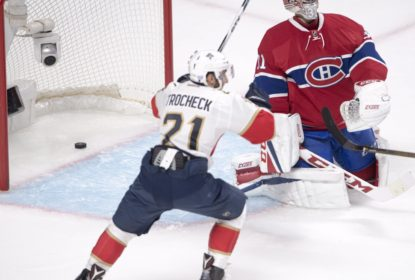 Florida Panthers vence Montreal Canadiens por 4 a 3 - The Playoffs
