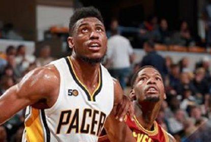 Dupla dos Cavs brilha mas George e Teague garantem vitória dos Pacers - The Playoffs