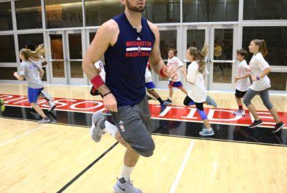 Gortat diz que banco dos Wizards é um dos mais fracos da NBA - The Playoffs