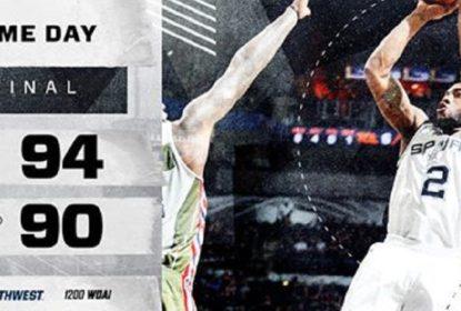 Heat falha na linha de três pontos e Leonard lidera vitória dos Spurs - The Playoffs