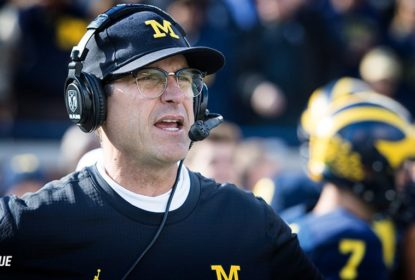 Jim Harbaugh almeja flexibilidade no Draft da NFL para jogadores universitários - The Playoffs