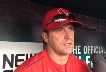 St. Louis Cardinals anuncia demissão do técnico Mike Matheny - The Playoffs