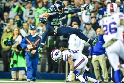 Seahawks vencem Bills por 31 a 25, com Jimmy Graham em noite inspirada - The Playoffs