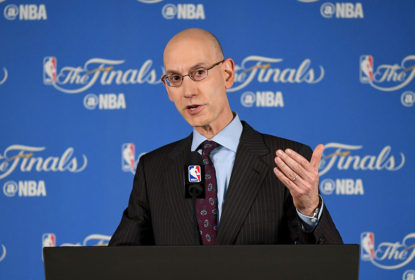 Adam Silver espera decisão sobre temporada da NBA entre 2 a 4 semanas - The Playoffs
