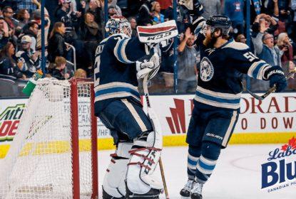 Blue Jackets vencem Rangers com gol decisivo no penalty kill - The Playoffs