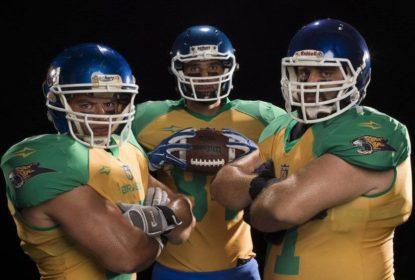 Brasil é um país em desenvolvimento no futebol americano, diz reportagem da ESPN - The Playoffs