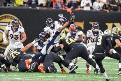Vice de arbitragem se pronuncia sobre o retorno polêmico do Denver Broncos - The Playoffs