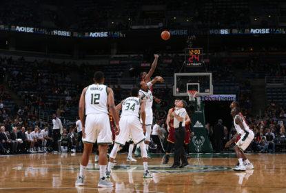 Com uma grande diferença, Bucks vencem Cavaliers em casa - The Playoffs
