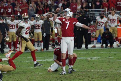Arizona Cardinals ganha do San Francisco 49ers com FG salvador de Catanzaro - The Playoffs