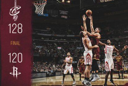 Cleveland Cavaliers vence Houston Rockets e quebra recorde de 2000-01 - The Playoffs