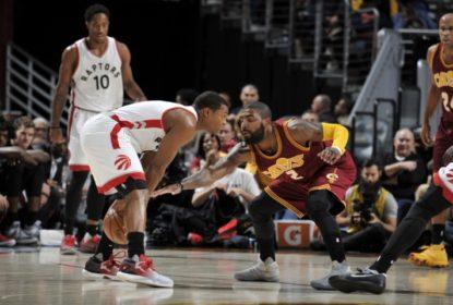 Cleveland Cavaliers sofre mas vence Toronto Raptors e alcança nona vitória - The Playoffs