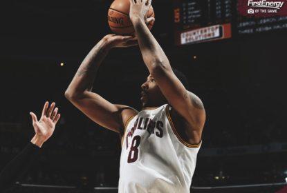 Cavaliers contam com herói improvável para vencer Hornets - The Playoffs