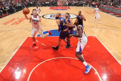 Em noite de Halloween, Clippers vencem Suns em casa por 116 a 98 - The Playoffs