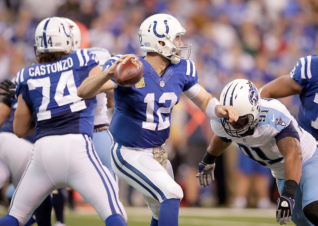 Colts vencem Titans pela Semana 11 da NFL
