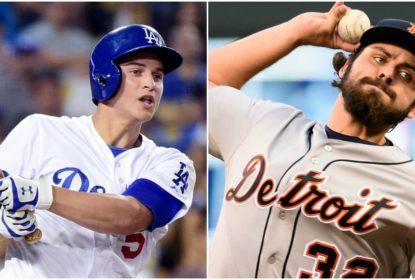 Corey Seager e Michael Fulmer são eleitos Rookies do Ano da MLB - The Playoffs