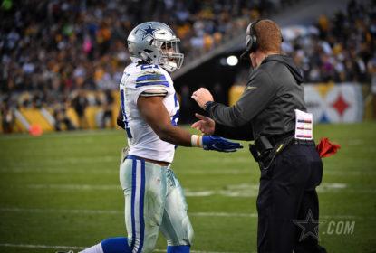 Dallas Cowboys vence Pittsburgh Steelers com grande partida de Ezekiel Elliott - The Playoffs