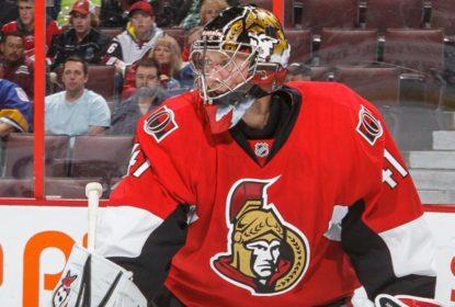 Craig Anderson assina extensão contratual com Ottawa Senators - The Playoffs