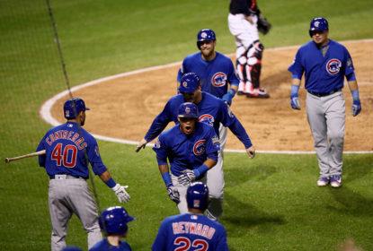 Com início arrasador, Cubs vencem Indians e forçam jogo 7 na World Series - The Playoffs