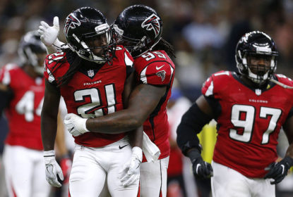 Desmond Trufant desfalca Atlanta Falcons - The Playoffs