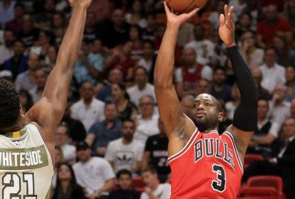 Bulls vencem Heat em retorno de Wade a Miami - The Playoffs