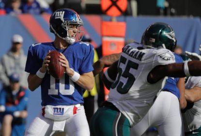 Pai de Eli Manning revela tristeza do filho ao ir para o banco - The Playoffs